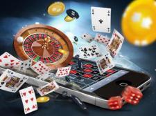 mobile jeux casino cartes roulettes dés jetons