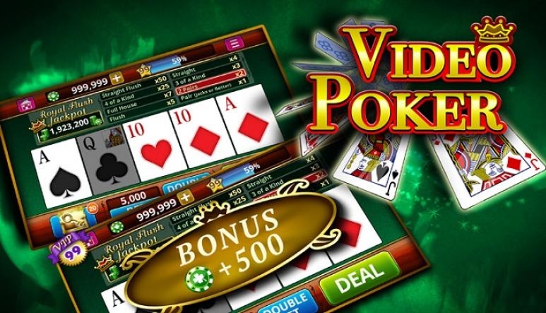 combinaisons de video poker
